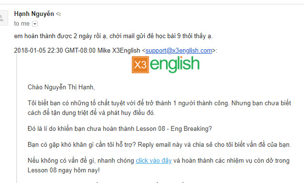 Lộ trình học tiếng Anh chuẩn