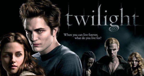 học tiếng anh qua phim Twilight