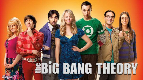học tiếng anh qua phim The BigBang theory
