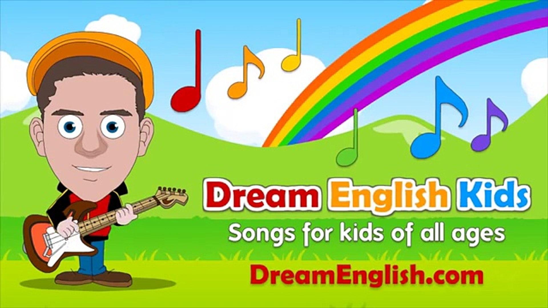 Các video và bài hát của Dream Eng Kids được thiết kế để phù hợp với trẻ nhỏ