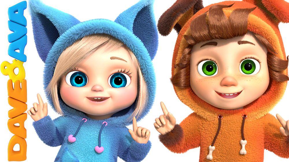 Dave and Ava được đánh giá là một trong những kênh Youtube hay nhất về học tiếng Anh cho trẻ em