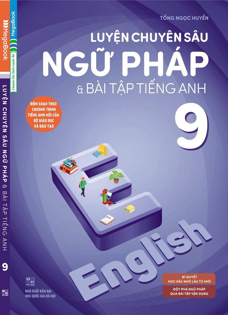 Đây là cuốn sách được biên soạn rất sát với chương trình chuẩn theo sách giáo khoa tiếng Anh lớp 9 của Bộ giáo dục và Đào tạo