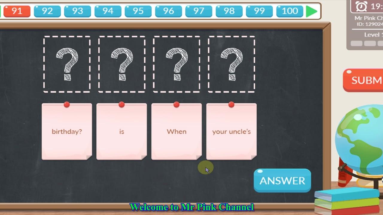 Đây là dạng bài mà các em học sinh hay gặp nhất không chỉ trong kỳ thi Violympic tiếng Anh lớp 4.